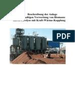 Biomasse - Neutral