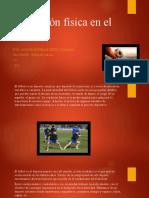 Preparación física en el futbol
