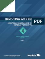 Restoring Safe Services Phase 4