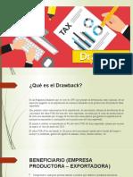 Drawback - Restitución de  Aranceles
