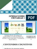 INTRODUCCION DE OPERACIONES UNITARIAS
