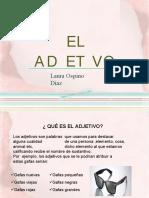 ADJETIVOS DEL ESPAÑOL