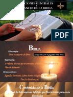Basico - Unidad 1 Tema 2 - Nociones generales y manejo de la Biblia (1)