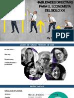 Habilidades directivas para el economista del siglo XXI