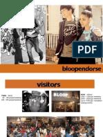 Bloop Endorse - Markplus