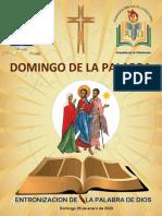 SUBSIDIO PASTORAL PARA EL DOMINGO DE LA PALABRA DE DIOS 26-01-2020 (1)