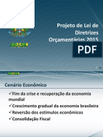 Projeto de Lei de Diretrizes Orcamentarias_2015