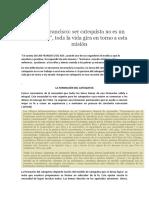 FORMACION DE CATEQUESIS