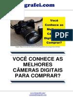 Melhores Cameras Digitais Para Comprar