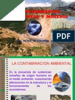contaminacionambientalymineria-140219151527-phpapp01