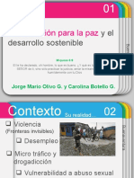 Proyecto Buenaventura - Acompañamiento CREAS