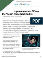 The Lazarus phenomenon.pdf
