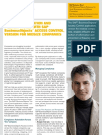 Access Control for Midmarket Companies Protect Information and Prevent Fraud (A4)
