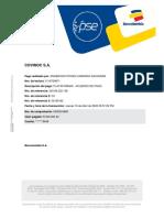 COMPROBANTE DE PAGO OB 120512008664 ALBA MERCEDES SAAVEDRA