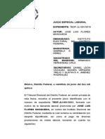 SENTENCIA-TEDF-JLI-001-2015