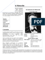 Wiki - El Zaratustra de Nietzsche