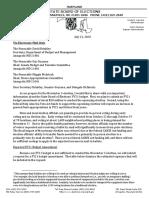 Sec Brinkely Guzzone McIntosh Budget Impact 07212020