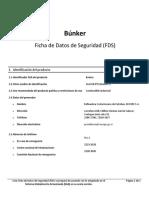 MSDS Búnker by Recope (2019) v.2
