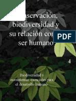 CONSERVACION, BIODIVERSIDAD Y EL DESARROLLO HUMANO