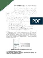 TCP IP Suite Error Dan Control Messages