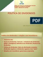 Aula 17 - Política de Dividendos.pdf