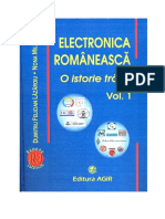ELECTRONICA ROMANEASCA - O ISTORIE TRAITA - VOL.1.pdf