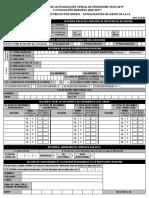 DOC.ECE.03 Ficha de Contacto Previo por Grado - Actualización de Datos de la IE