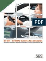 Sistema de Gestão da Qualidade SGQ_Norma ISO 90012015