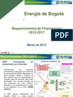 Plan Financiero - Asamblea 2013-03-29
