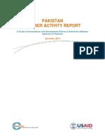 Pakistan Member Activity Report - Dec 2010