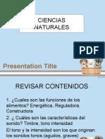CLASE DE NATURALES SEMANA DEL 18 AL 21 DE MAYO
