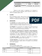8 PR-GSS-008_Verificacion_del_Cumplimiento_de_Requisitos_Legales_y_Otros
