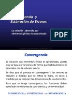 Ef08 Convergencia y estimación de errores