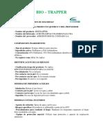 Hoja de seguridad Bio-trapper.pdf
