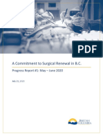 Surgical Renewal in B.C.