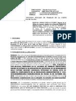 APELACION DE SENTENCIA ACA  CUMPLIMIENTO  30% modelo EXP. 82-2018.  pasar a javier