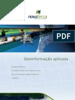 Briefing Novaterra Soluções em Geoinformação - Energia, Transportes, Agroflorestal,Cidades_Jan2020
