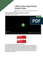 ver-repelis-2020-la-red-avispa-pelicula-completa-en-espanol-latino