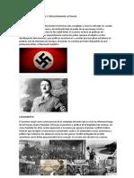 EL NAZISMO COMUNISMO Y TOTALITARISMOS ACTUALES