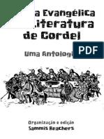 Poesia Evangélica em Literatura de Cordel - Antologia