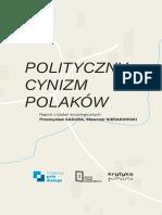 polityczny-cynizm-polakow