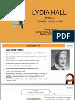 3. Lydia Hall