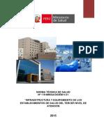 infraestructura y equipamiento de establecimientos de salud de tercer_nivel.pdf
