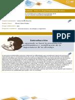 Formato para la presentación de ideas de solución saray
