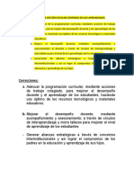 MEJORAS DE LOS OBJETIVOS- VB - EUFEMIA LIMACHE NINAJA