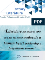 Lesson-1-The-21st-Century-Literature