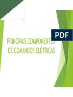 Principais componentes de comandos elétricos