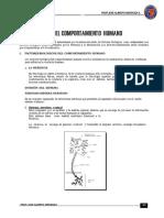 SESION N° 03 FACTORES DEL COMPORTAMIENTO HUMANO  - 3° IIB
