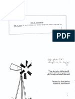 Arusha Windmill Construction Manual