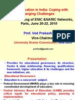 UGC Joint Meeting Presentation 2010 Ppt